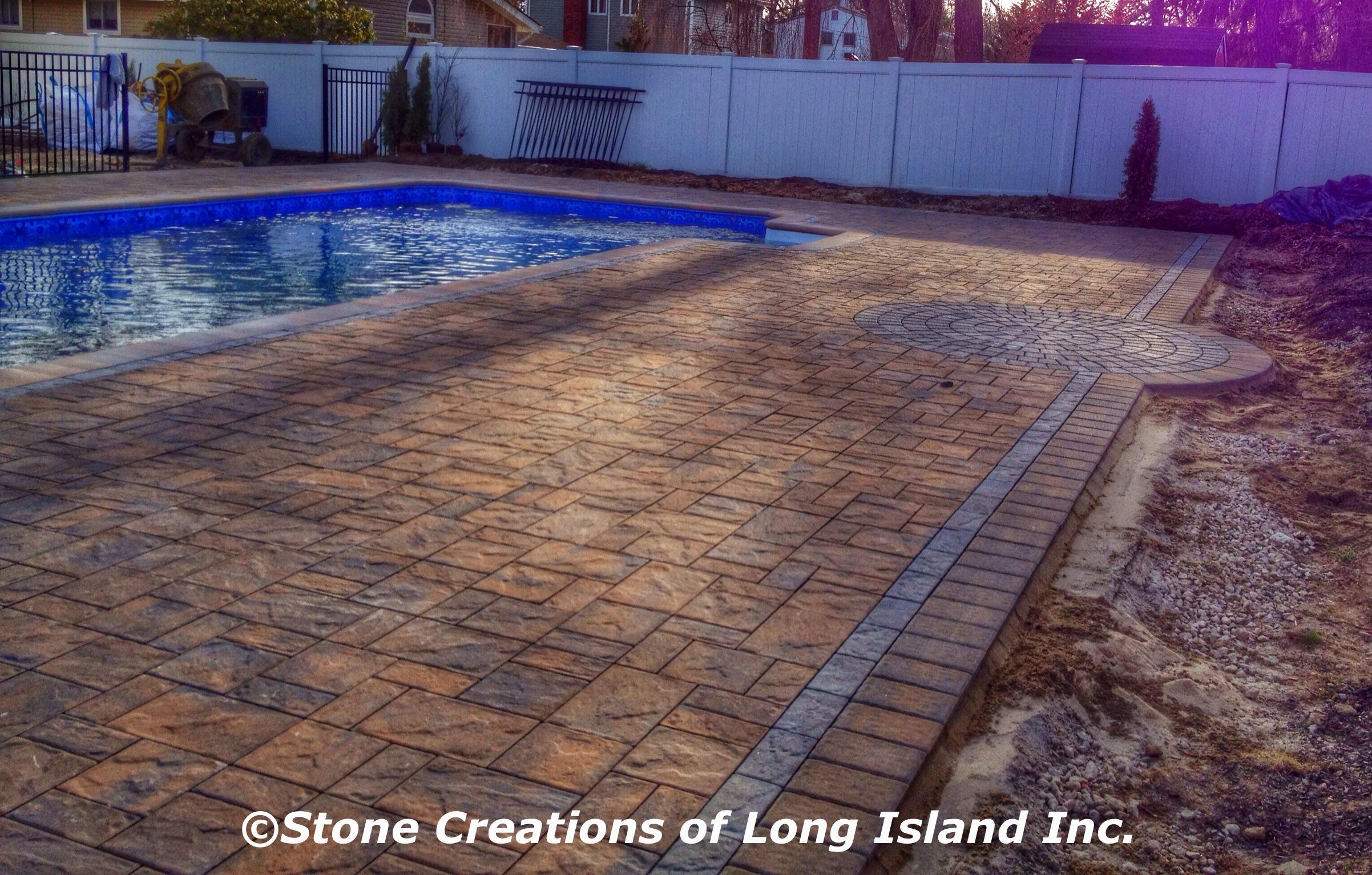 Stone Creations Of Long Island Pavers And Masonry Corp